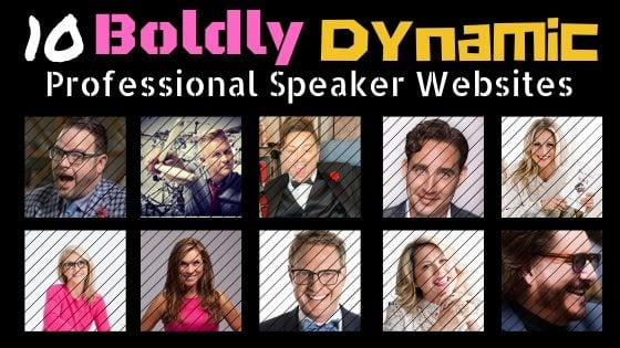 Top 10 Professional Speaker Websites To Inspire You