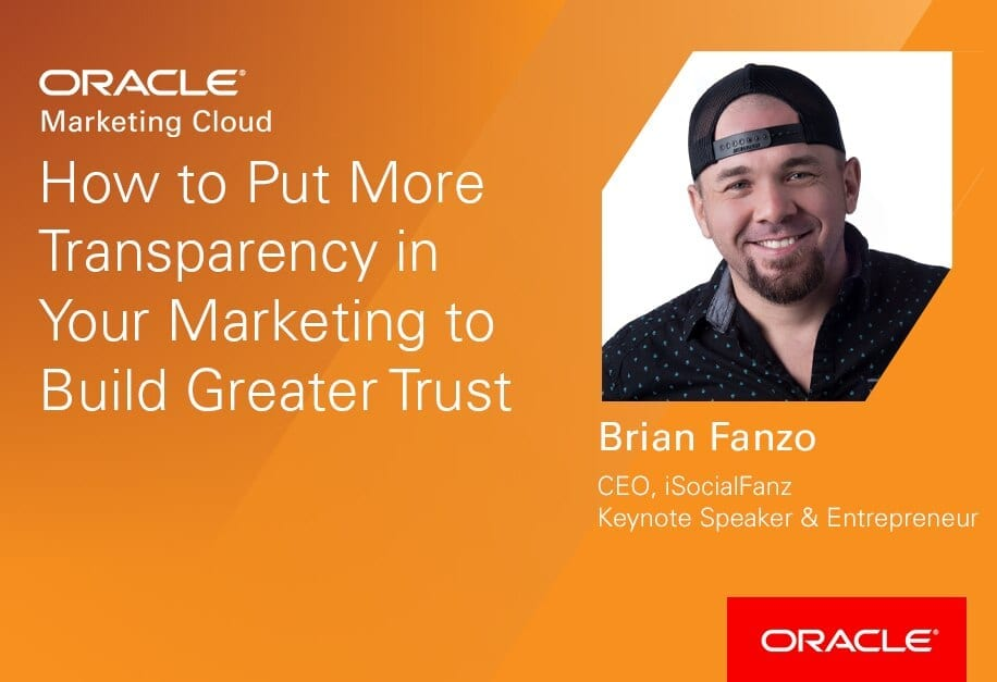 Why Leveraging Transparency Is The Future Of Brand Trust