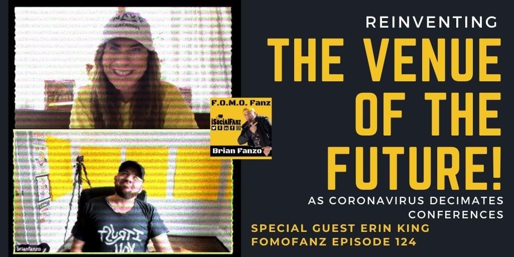"""Reinventing """"The Venue Of The Future"""" As Coronavirus Decimates Conferences"""