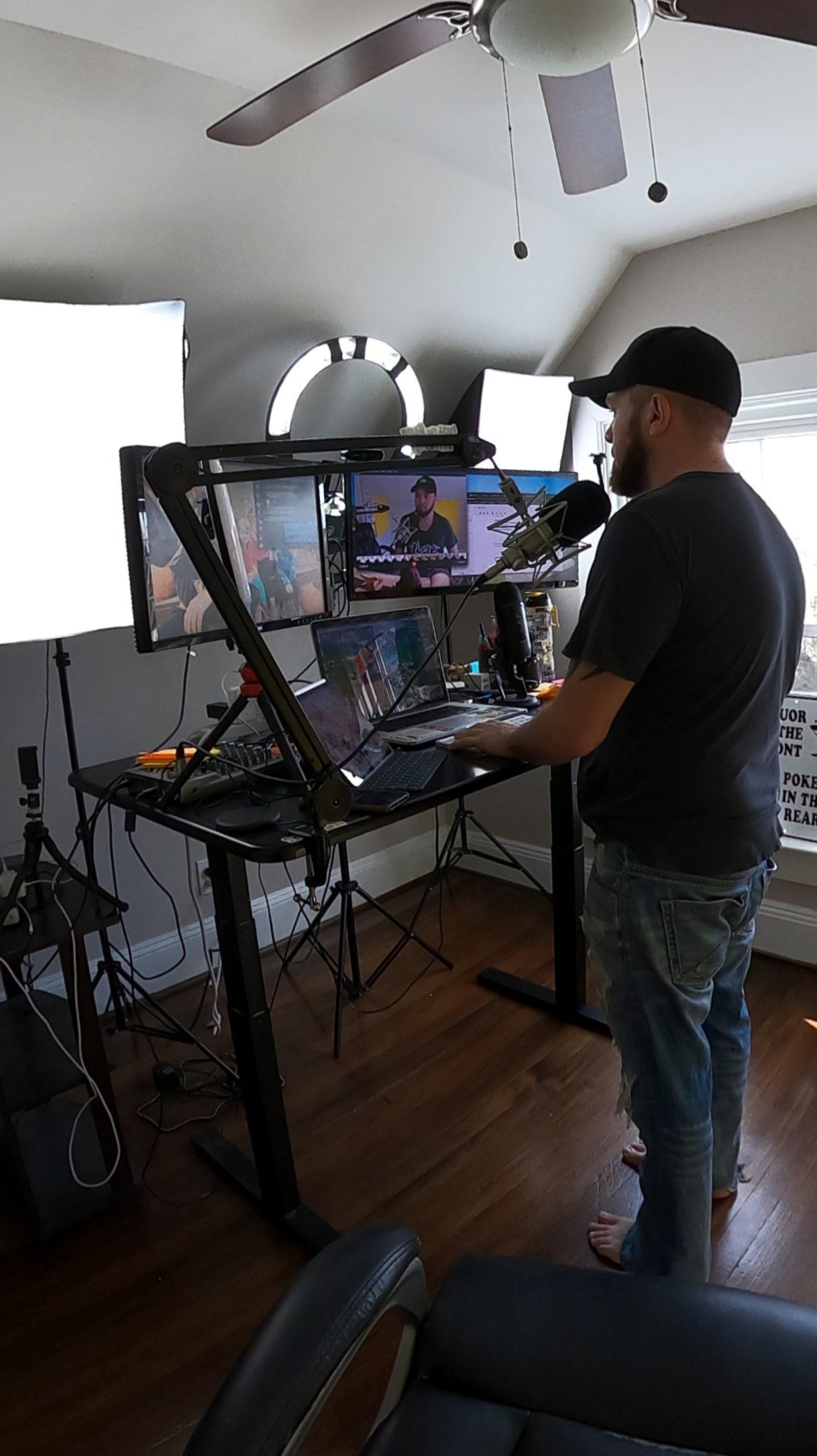 Home Studio Online Summit Keynote Speaker