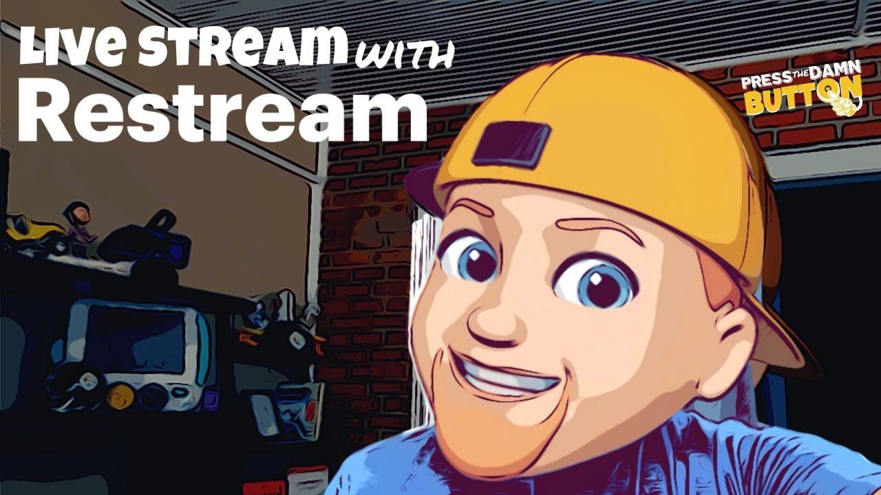 Animoji of Brian Fanzo for YouTube Thumbnail